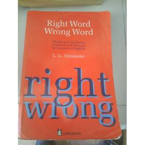 RIGHT WRONG WRONG WORD 1996 /KARGO B�ZDEN
