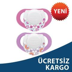 Chicco Yass� Kau�uk Emzik  4M+ 2 Li