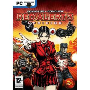 Command & Conquer Red Alert 3 Steam Origin Uprs