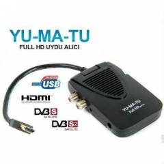 Yumatu Full HD Mini Uydu Al�c�s� USB PVR 1080P