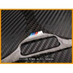 BMW E30 M Technic Kadran Carbon Panel Bezel Trim