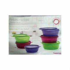 TUPPERWARE �EKER KAPLAR  ve �� �ekerpare 6l� set