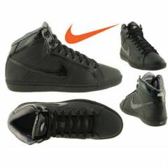 Nike 38,5 WMNS Court Tradition MID Spor Ayakkab�