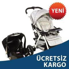 KRAFT EL�TE (2 Y�NL�) TRAVELS�STEM BEBEK ARABASI
