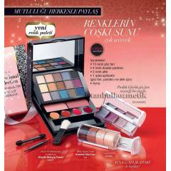 Avon K���k Makyaj Paleti Professional Collection