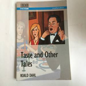TASTE AND OTHER TALES ROALD DAHL