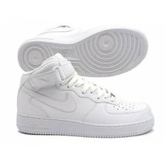 Nike Air Force 1 Mid Beyaz