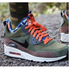 NIKE AIR MAX 90 SNEAKERBOOT PREMIUM UNDEAFTED