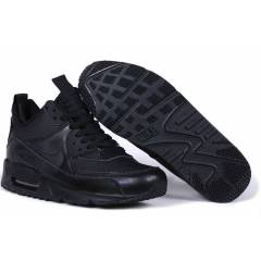 NIKE AIR MAX 90 SNEAKERBOOT PREMIUM WINTER BLACK