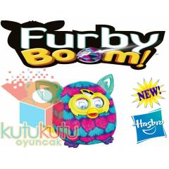 Furby Boom Oyuncak Kalpli Model I Love You Furby