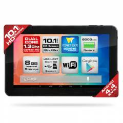 "Dark Evopad C1024 10.1"" �ift �ekirdek Tablet Pc"
