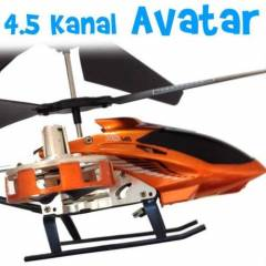 4 Kanal Avatar Model Kumandal� Helikopter