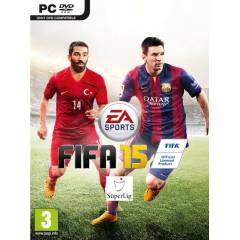 FIFA 15 ORIGIN EU CD KEY 2015