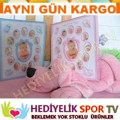 YEN� DO�AN BEBEK EL ALB�M� 120 RES�M B�Y�K 33x28