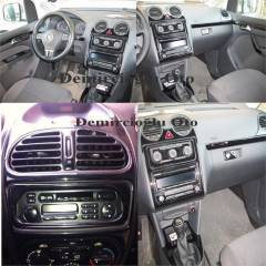 Ford Connect 2002/2007 Aras� 20 Par�a Piano Blac