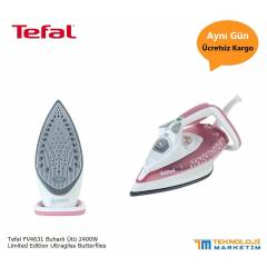 Tefal FV4631 Ultragliss Eco Energy Buharl� �t�