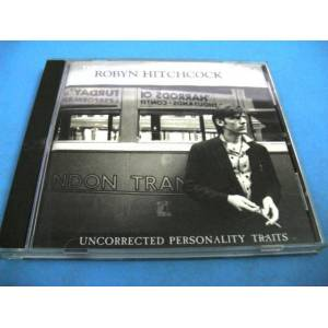 CD Robyn Hitchcock Uncorrected Personality...