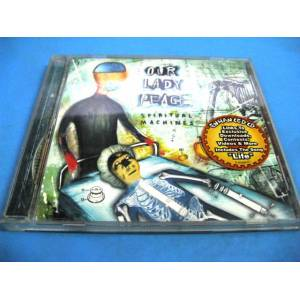 CD Our Lady Peace Spiritual Machines
