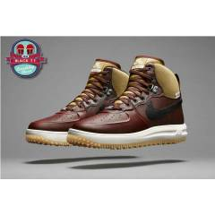 NIKE LUNAR FORCE 1 WATERSHIELD BARKROOT BROWN BT