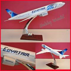M�s�r Egypt Air Boeing 777-200ER SU-GBY
