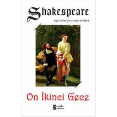On İkinci Gece - William SHAKESPEARE -Kitap
