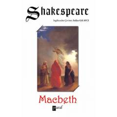 MACBETH -SHAKESPEARE -Tiyatro -Kitap