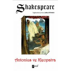 ANTONIUS VE KLEOPATRA-SHAKESPEARE-Tiyatro-Kitap