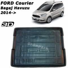 Ford Courier Bagaj Havuzu 2014