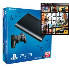 Sony Playstation 3 500 gb+GTA 5 HED�YEL�