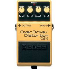 Boss OS-2 OverDrive/Distortion Pedal� [DD]