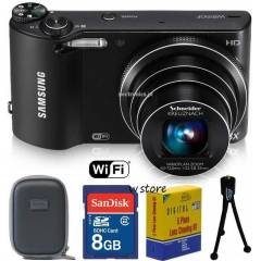 Samsung WB150F 14MP HD WiFi Foto�raf Makinas�