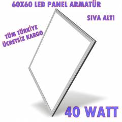 60x60 LED PANEL ARMAT�R S-A 40 WATT BEYAZ I�IK
