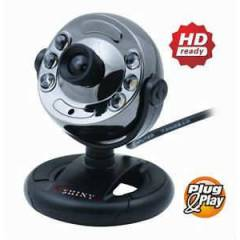 INCA Shiny Sh-5552 10X 5mp, 6 Led I��kl� Webcam