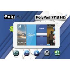 Poly Pad 7118 HD 7.0' LPD Gen II 8GB Tablet PC