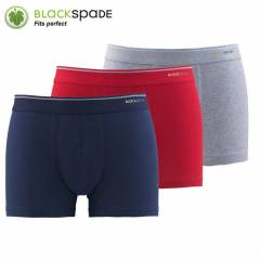Blackspade Tender Cotton Boxer Kilot 3lü Paket