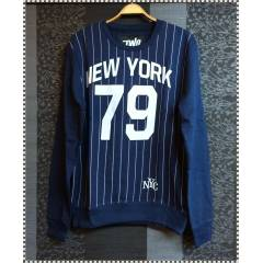 Sweat Shirt TWOBUCKS NEW YORK 79 NYC (Lacivert)