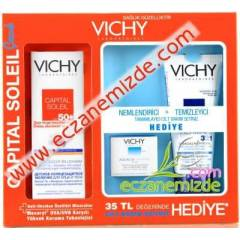 Vichy Capital Soleil Enfant Children SPF 50+ Fac