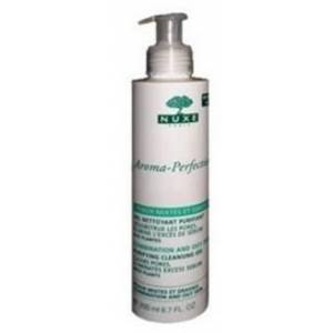 Nuxe Aroma Perfection Gel Nettoyant Purifiant 20