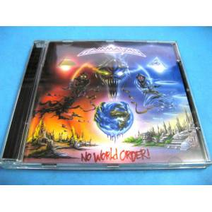 CD Gamma Ray No World Order