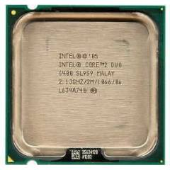 Intel Core 2 Duo E6400 2.13/2/1066 fsb i�lemci