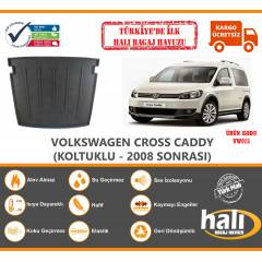 VW CROSS CADDY HALI BAGAJ HAVUZU