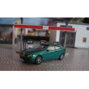 HERPA 187 HO MERCEDES BENZ C-Class Sports Coupe