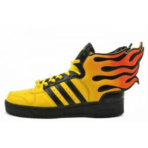 JEREMY SCOTT  FIRE  WINGS  38   HEMEN TESL�M