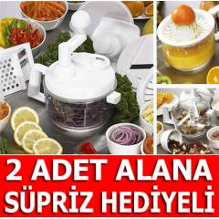PRO CHEF QUATTRO MUTFAK DO�RAMA SET� (17 Par�a)