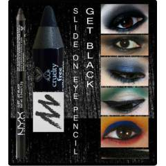 *Nyx Slide on Pencil JET BLACK .