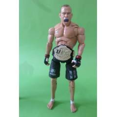 UFC Ultimate Fighting wwe DELUXE WANDERLEI SILVA