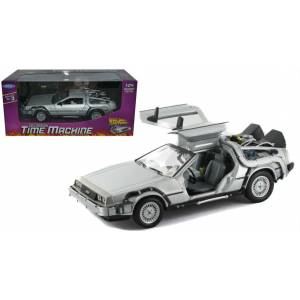 Delorean From Movie - Back To The Future