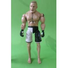 UFC Ultimate Fighting wwe DELUXE LESNAR BROCK