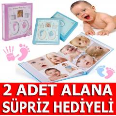 YEN� DO�AN BEBEK EL ALB�M�+ AYAK �Z� 120 RES�M