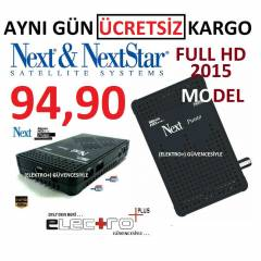 NEXT & NEXTSTAR M�N�X PUNTO FULL HD UYDU ALICISI
